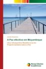 Image for A Paz efectiva em Mocambique