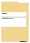 Image for Einsatzfelder des Database-Marketing in der betrieblichen Praxis