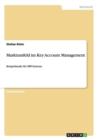 Image for Marktumfeld im Key Account Management : Beispielmarkt fur ERP-Systeme
