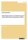 Image for Marketingkonzeption zur Einfuhrung eines Online Shops fur das P-Brauhaus in Koeln