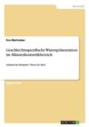 Image for Geschlechtsspezifische Warenprasentation im Mannerkosmetikbereich : Anhand des Beispiels Nivea for Men