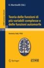 Image for Teoria delle funzioni di piu variabili complesse e delle funzioni automorfe: Lectures given at a Summer School of the Centro Internazionale Matematico Estivo (C.I.M.E.) held in Varenna (Como), Italy, September 3-12, 1956 : 11