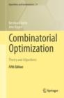 Image for Combinatorial optimization : 21