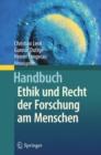 Image for Handbuch Ethik und Recht der Forschung am Menschen