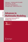 Image for Advances in Multimedia Modeling : 19th International Conference, MMM 2012, Huangshan, China, January 7-9, 2012, Proceedings, Part II