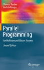 Image for Parallel programming  : for multicore and cluster systems