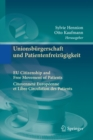 Image for Unionsburgerschaft und Patientenfreizugigkeit Citoyennete Europeenne et Libre Circulation des Patients EU Citizenship and Free Movement of Patients