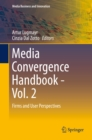 Image for Media Convergence Handbook - Vol. 2: Firms and User Perspectives : Volume 2,