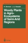 Image for Woody Plants in Agro-Ecosystems of Semi-Arid Regions: with an Emphasis on the Sahelian Countries : 23