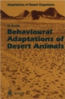 Image for Behavioural Adaptations of Desert Animals