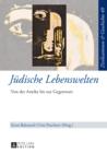 Image for Judische Lebenswelten: von der Antike bis zur Gegenwart : Band 40