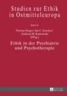 Image for Ethik in der Psychiatrie und Psychotherapie : 16