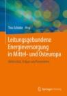 Image for Leitungsgebundene Energieversorgung in Mittel- und Osteuropa: Elektrizitat, Erdgas und Fernwarme