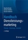 Image for Handbuch Dienstleistungsmarketing : Planung - Umsetzung - Kontrolle