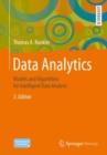 Image for Data Analytics : Models and Algorithms for Intelligent Data Analysis