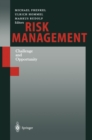 Image for Risk Management: Challenge and Opportunity