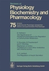 Image for Reviews of Physiology, Biochemistry and Pharmacology : Volume: 75