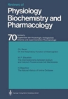 Image for Reviews of Physiology Biochemistry and Pharmacology