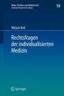 Image for Rechtsfragen Der Individualisierten Medizin