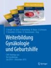 Image for Weiterbildung Gynakologie und Geburtshilfe: CME-Beitrage aus: Der Gynakologe Juli 2014 - Dezember 2015