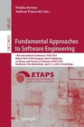 Image for Fundamental approaches to software engineering  : 19th International Conference, FASE 2016, held as part of the European Joint Conferences on Theory and Practice of Software, ETAPS 2016, Eindhoven, t