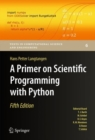 Image for A primer on scientific programming with Python