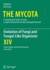 Image for Evolution of fungi and fungal-like organisms