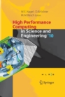 Image for High Performance Computing in Science and Engineering '10 : Transactions of the High Performance Computing Center, Stuttgart (HLRS) 2010