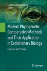 Image for Modern phylogenetic comparative methods and their application in evolutionary biology  : concepts and practice