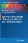 Image for Behavioral Neurobiology of Huntington's Disease and Parkinson's Disease