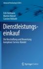 Image for Dienstleistungseinkauf : Die Beschaffung Und Bewertung Komplexer Service-Bundel