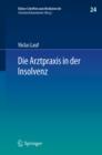 Image for Die Arztpraxis in Der Insolvenz : 24