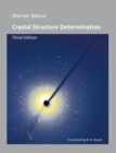 Image for Crystal Structure Determination
