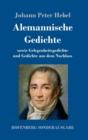 Image for Alemannische Gedichte : sowie Gelegenheitsgedichte und Gedichte aus dem Nachlass