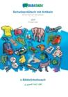Image for BABADADA, Schwiizerdutsch mit Artikeln - Persian Dari (in arabic script), s Bildwoerterbuech - visual dictionary (in arabic script) : Swiss German with articles - Persian Dari (in arabic script), visu