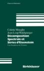 Image for Decomposition Spectrale Et Series d'Eisenstein : Une Paraphrase De l'Ecriture