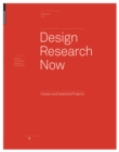 Image for Design research now  : essays and selected projects