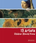 Image for 13 artists children should know