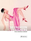 Image for 50 fashion designers you should know