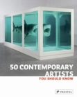 Image for 50 contemporary artists you should know