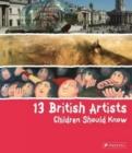 Image for 13 British artists children should know