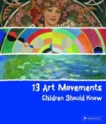 Image for 13 art movements children should know