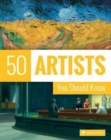 Image for 50 artists you should know