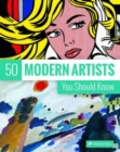 Image for 50 modern artists you should know