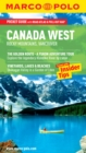 Image for Canada West (Rocky Mountains & Vancouver) Marco Polo Pocket Guide