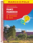Image for France Marco Polo Road Atlas