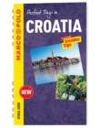Image for Croatia Marco Polo Travel Guide - with pull out map