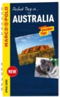 Image for Australia Marco Polo Travel Guide - with pull out map