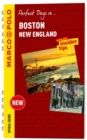 Image for Boston Marco Polo Travel Guide - with pull out map