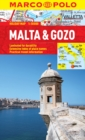 Image for Malta & Gozo Marco Polo Holiday Map